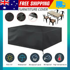 Furniture Cover Garden Patio Rain Uv Table Protector Sofa Waterproof In/outdoor