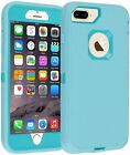 Case for i Phone 7 Plus /8 Plus Heavy Duty Durable 3 in 1