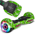 """NHT Spider Series Electric 6.5"""" Self Balancing Scoote w/LED and Wireless Speaker"""