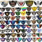 Washable Reusable Facemask Half Face Mouth Mark Protective Adults Cotton Mask
