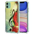 For Apple iPhone 11 (6.1) Slim Fitted Flexible TPU Case Shockproof Clear Bumper