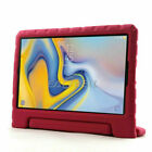 For Samsung Galaxy Tab A 8inch T387 Kids EVA Foam Handle Stand Shockproof Case