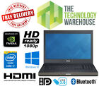 """Dell Precision M4800 Laptop 15.6"""" Fhd Workstation With I7 Cpu + Ssd & Windows 10"""