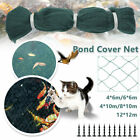 superfish pond cover net protector koi birds cats leaves fish garden safety br