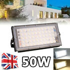 50w led floodlight outdoor light security wall flood lights outside garden lamps