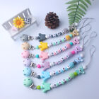 Baby Pacifier Clips Koala Pacifier Chain Holders for Baby Teething Soother Chew'