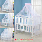 Baby Bedding Portable Dome Curtain Mosquito Net Bedroom Newborn Kids Summer Safe