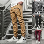 Внешний вид - Man's Casual Joggers Pants Sweatpants Cargo Combat Loose Sports Workout Trousers