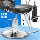 11cm/14cm Silver Barber Salon chair Replacement Hydraulic Pump W/ 58cm Base USA!