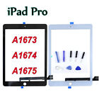 For iPad Pro 9.7 Touch Screen A1673 A1674 A1675 Digitizer Glass Replacement QC