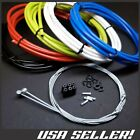 🚲Universal Bicycle Derailleur/Shift/Brake Cable/Housing Sets/Kits MTB Road Bike