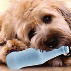 Beer Bottle Shaped Squeaky Scent Teeth Cleaning Dog Puppy Anti Bite Pet Chew Toy