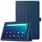 """Case for Onn 10.1"""" Tablet 2020 (Model:100011886) Folio Stand Cover Pencil Holder"""