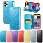 Leather Card Slot Wallet Case Cover For Iphone 12 11 Pro Max Xr Xs Max 7 8 Plus