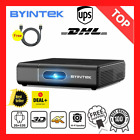 BYINTEK U30 Full HD 1080P 3D 4K Android Smart Wifi Home Theater Proyector LED