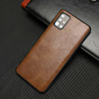 For Samsung Galaxy A21S A51 A71 5G Slim PU Retro Leather Shockproof Case Cover