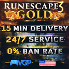 🔥 RuneScape 3 Gold | RS3 GP | RS GOLD | 🚛 15 min Delivery | ✔️100% Positive FB