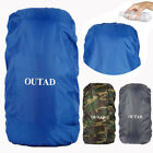 Protable 300D Oxford Fabric Waterproof Backpack Travel Outdoor Camping Dust 89