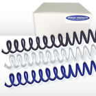 16mm 4:1 Plastic Spiral Binding Coil-100/box