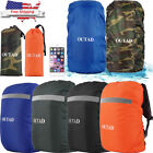 OUTAD Drybag Backpack Waterproof 300D Oxford Fabric Rain Cover Outdoor ZG