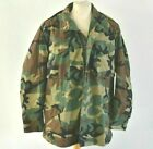 US Military Cold Weather Woodland Camouflage Coat Pattern