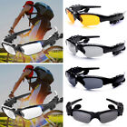 Bluetooth Sunglasses Earphone Sports Runing Driving Glasses Wireless Headset Mic