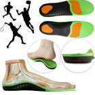 Professional Orthopedic Insoles Flat Sole Pad Support Insoles Shoe Insert Arch