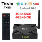 TX6s 4+64G/32G 6K Android 10.0 5G WIFI BT Quad Core TV BOX...