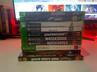 Video Games Assorted (Xbox One and PC)