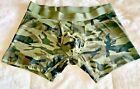 Abercrombie and Fitch Camo Mens Boxer Brief Large