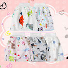 Urine High Waist Baby Diaper Bedroom Absorbent Short Anti Leakage