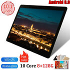 10.1inch 8 128g Android 8.0 GPS WiFi Camera Dual SIM Card Tablet 10 Core Phabelt
