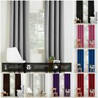 3 Models Blockout Curtains Blackout Window Curtain Draperies Pair Eyelet Bedroom