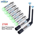DMX512 Controller Receiver Transmitter Wireless Control LED Light Stage Effect