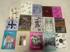 KPOP IDOL BOYS, GIRLS GROUP PROMO ALBUM Autographed ALL MEMBER Signed #210410