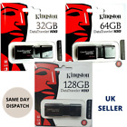 Kingston 32/64/128GB USB 3.0/2.0 MemoryStick PenDrive For Dell Inspiron13 1000