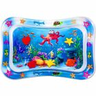 Inflatable Baby Water Mat Play for Kids Children Infants Toddlers Tummy Time