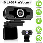 Webcam 1080P High Definition HD Computer USB Web Camera Conference Video Home US