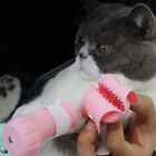 Silicone Cat Foot Cover Anti-Scratch Claw Shoe Boots for Home Bathing