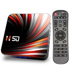Android 10.0 TV Receivers H50 WiFi Media Player Set Top Box TV Box Smart TV Box
