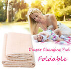 Waterproof Layer Baby Changing Mat Baby Cotton Changing Pad Bed Sheets Diaper