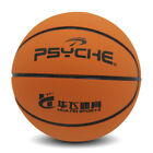 Mini basketball rubber elastic desktop decoration hollow ball for adults childre