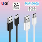 Data Sync Cord Fast Charging Cable 2A For iPhone 6s 7P 8P...