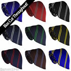Pick Your Own School Tie! (14 Double Stripe Variations)