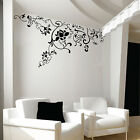 Flower Wall Stickers Vinyl Art Decals