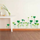 Heart Flower Wall Stickers Vinyl Art Decals