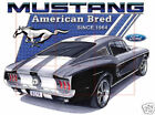 1967 Ford Mustang Fastback Official T-shirt 7055