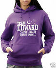 Team Edward Hoody - Twilight Hoody - White Print (894)