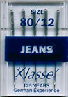 Klasse Sewing Machine Needle EMBROIDERY QUILTING METALL