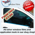 LIGHT BLUE 65% WINDOW TINTING TINT FILM - STAINED GLASS